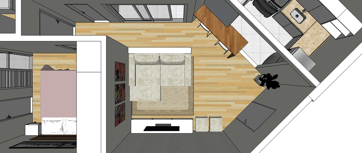 Apartamento Aquarius Home Concept