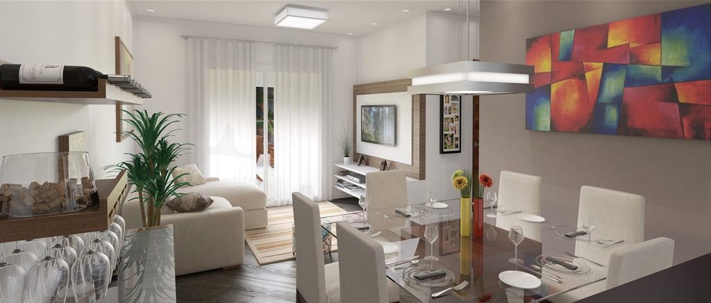 Apartamento Aquarius Evolution