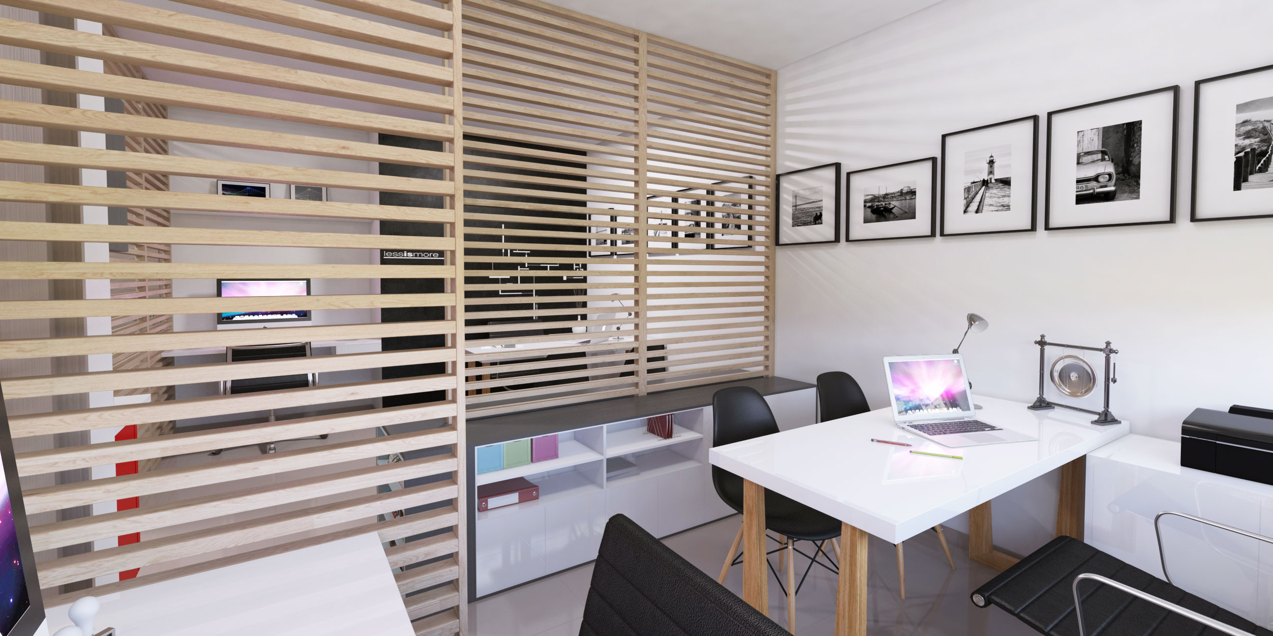 Escritório de Arquitetura / Imobiliária