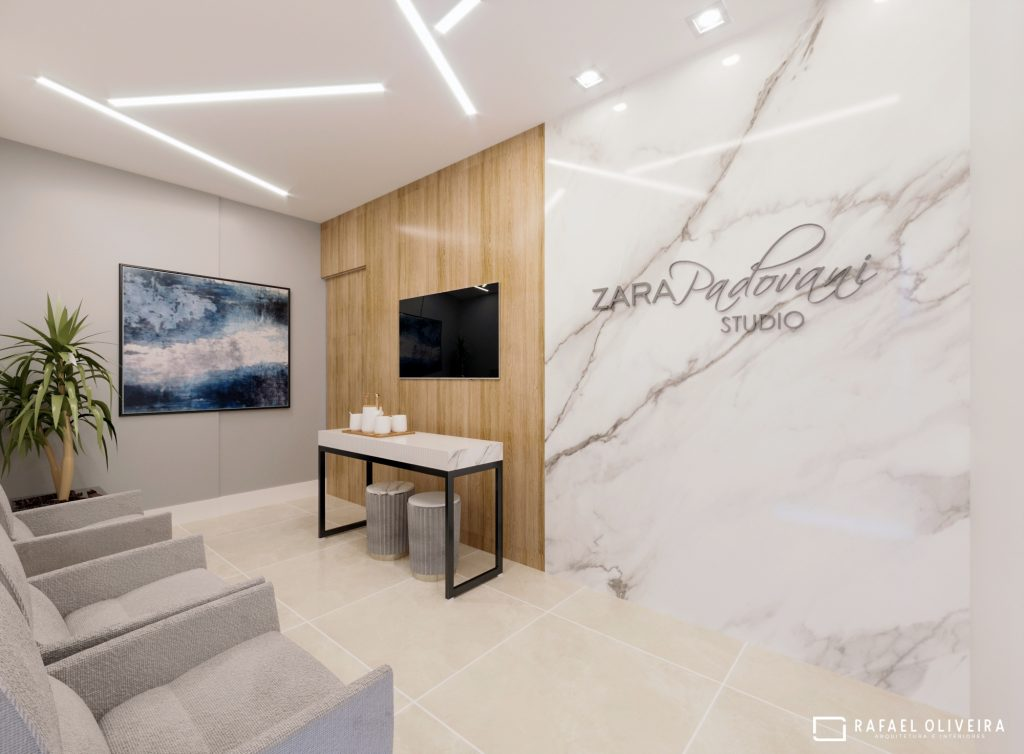 Clínica de Estética - Studio Zara Padovani